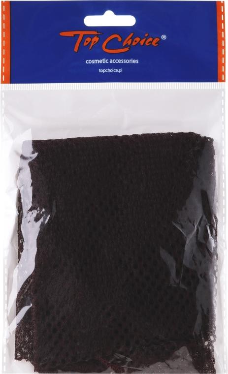 Kapturek-siateczka do włosów, 65125, brązowy - Top Choice — фото N1