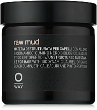 Kup Bardzo mocna utrwalająca glinka do włosów - Oway Man Raw Mud