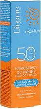 Kup Ochronny krem do twarzy SPF 50 - Lirene Protective Moisturizing Face Cream SPF50