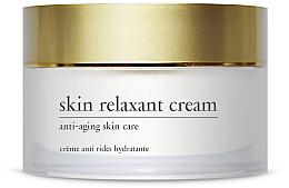 Kup Przeciwstarzeniowy krem do twarzy - Yellow Rose Skin Relaxant Cream