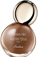 Kup PRZECENA! Podkład do twarzy zapewniający naturalny blask SPF 20 - Guerlain L'Essentiel Natural Glow Foundation *