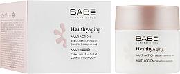 Kup Multifunkcyjny krem odżywczy do cery dojrzałej - Babe Laboratorios Healthy Aging Multi Action Cream For Mature Skin