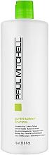 Kup Wygładzający szampon do włosów - Paul Mitchell Smoothing Super Skinny Shampoo