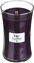 Kup Świeca zapachowa w szkle - WoodWick Hourglass Candle Fig