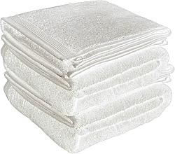 Kup Profesjonalne ręczniki, białe, 5 szt. - Schwarzkopf Professional