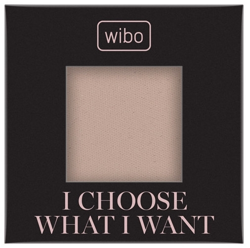 Kremowy puder brązujący do twarzy - Wibo I Choose What I Want