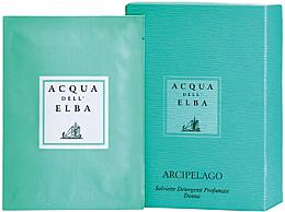 Kup Acqua dell Elba Arcipelago Women - Perfumowane chusteczki nawilżane