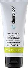 Beztłuszczowa emulsja nawilżająca do twarzy - Mary Kay Clear Proof Low-fat Moisturizing Cream — фото N2