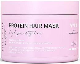 Kup Proteinowa maska do włosów wysokoporowatych - Trust My Sister High Porosity Hair Protein Mask