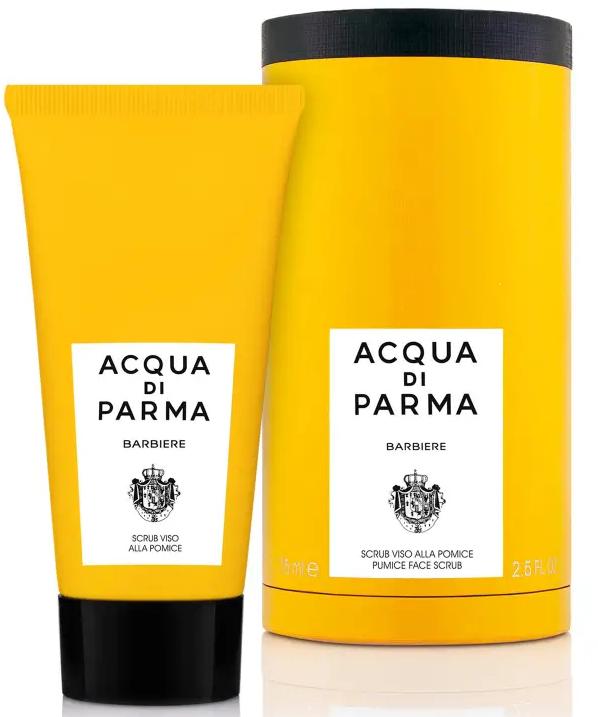 Perfumowany peeling do twarzy dla mężczyzn - Acqua di Parma Barbiere Pumice Face Scrub — фото N1