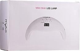 Kup Lampa LED do paznokci, 18W / 36W - MylaQ
