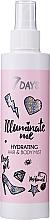 Kup Nawilżająca mgiełka do włosów i ciała - 7 Days Illuminate Me Hydrating Hair & Body Mist
