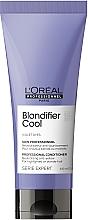 Kup Odżywka neutralizująca żółte odcienie na włosach blond - L'Oreal Professionnel Serie Expert Blondifier Cool Conditioner