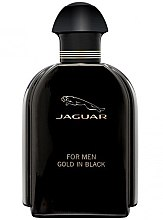 Kup Jaguar Gold In Black - Woda toaletowa