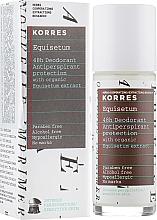 Kup Antyperspirant przeciw intensywnemu poceniu o lekkim zapachu - Korres 48h Deodorant