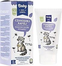 Kup Magiczny olejek do kąpieli dla dzieci od 1. dnia życia Czarodziej kąpieli - Baby EcoLogica Bath Oil