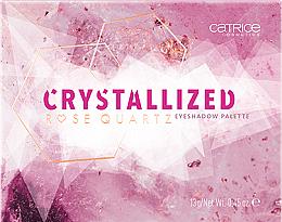 Kup Paletka cieni do powiek - Catrice Crystallized Rose Quartz Eyeshadow Palette