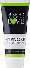 Kup Naturalny żel pod prysznic do ciała i okolic intymnych z afrodyzjakami Hipnoza - Sezmar Collection Love Hipnoza Aphrodisiac Body & Intymna Shower Gel (tubka)