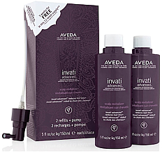 Kup Zestaw - Aveda Invati Scalp Revitalizer (2 x spray 150 ml)