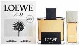 Kup Loewe Solo Loewe - Zestaw dla mężczyzn (edt 125 ml + edt 30 ml)