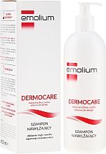 Kup Nawilżający szampon do włosów do skóry wrażliwej, suchej i skłonnej do alergii - Emolium Dermocare