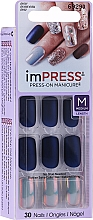 Kup Samoprzylepne paznokcie - Kiss Impress One-Step Gel