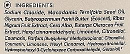 Peeling solny do ciała Jagody acai - Nature Queen Linia antyoksydacyjna — фото N3