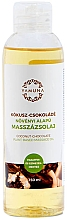 Kup Olejek do masażu Kokosowo-czekoladowy - Yamuna Coconut-Chocolate Plant Based Massage Oil