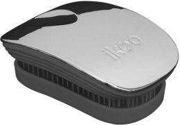 Kup Szczotka do włosów - Ikoo Pocket Oyster Metallic Black