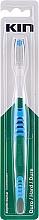 Kup Szczoteczka do zębów twarda, niebieska - Kin Hard Toothbrush