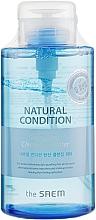 Kup Oczyszczająca woda micelarna - The Saem Natural Condition Sparkling Cleansing Water