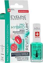 Kup Serum regenerujące paznokcie w trakcie manicure hybrydowego i po nim - Eveline Cosmetics Nail Therapy Professional Revitalum Pro Hybrid