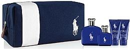 Kup Ralph Lauren Polo Blue - Zestaw (edt 125 ml + edt 40 ml + sh/gel 50 ml + a/sh/gel 50 ml)