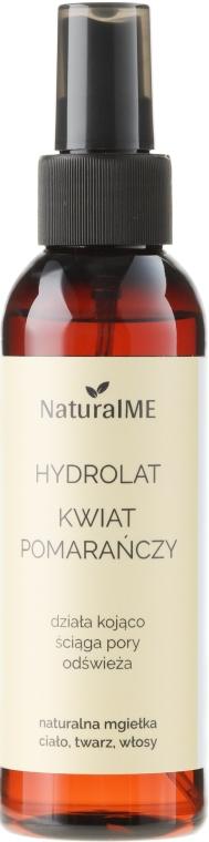 Hydrolat Kwiat pomarańczy - NaturalME