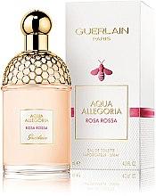 Kup Guerlain Aqua Allegoria Rosa Rossa - Woda toaletowa (tester bez nakrętki)