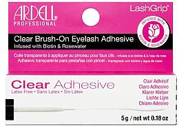 Kup Szybkoschnący wodoodporny klej do sztucznych rzęs - Ardell Clear Brush-on Eyelash Adhesive
