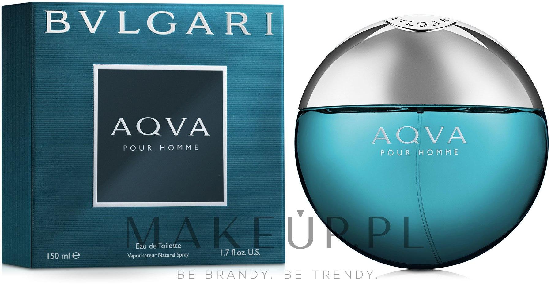 Bvlgari Aqva Pour Homme - Woda toaletowa — фото 150 ml