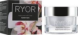 Kup Krem do twarzy na noc z kawiorem - Ryor Night Cream With Caviar