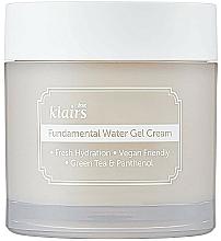 Kup Przeciwutleniający żel do twarzy - Klairs Fundamental Watery Gel Cream