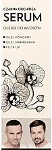 Kup Serum olejek do włosów Czarna orchidea - WS Academy Black Orchid Serum Oil