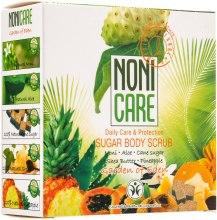 Kup Peeling cukrowy do ciała z kwasami AHA - Nonicare Garden Of Eden Sugar Body Scrub