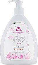 Kup Różane mydło w płynie - Bulgarian Rose Rose Berry Nature Liquid Soap