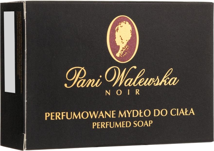 Perfumowane mydło do ciała - Pani Walewska Noir