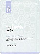 Kup Nawilżająca maska na tkaninie z kwasem hialuronowym - It's Skin Hyaluronic Acid Moisture Mask Sheet
