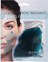Kup Terapia kolagenowa z morskimi pierwiastkami śladowymi - Beauty Face Collagen Hydrogel Mask