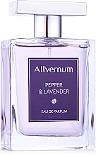 Kup Allvernum Pepper & Lavender - Woda perfumowana
