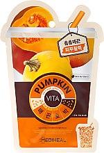 Kup Liftingująco-wygładzająca maska do twarzy na tkaninie Dynia - Mediheal Vita Pumpkin Mask