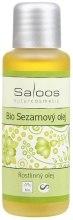 Kup Olej sezamowy - Saloos Bio Sesame Oil