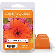Kup Wosk zapachowy - Country Candle Sunshine & Daisies Wax Melts