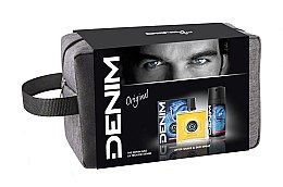 Kup Denim Original - Zestaw (ash/lot 100 ml + deo/spray 150 ml + bag)